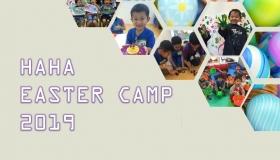 開心課餘學園系列-HAHA EASTER CAMP 2019