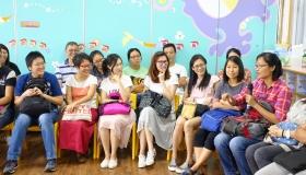 「故事家」家長培訓工作坊 暨 「故事家」讀書會成立儀式