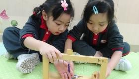 教育局到校支援計劃「豐富兒童在早期數學方面的學習經驗」